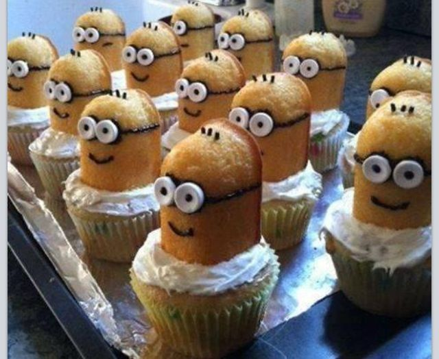 Minions!!! Going to make!!!