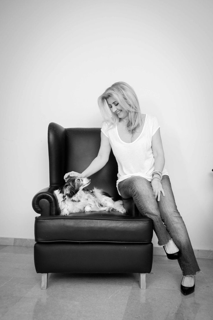 Mum & pet