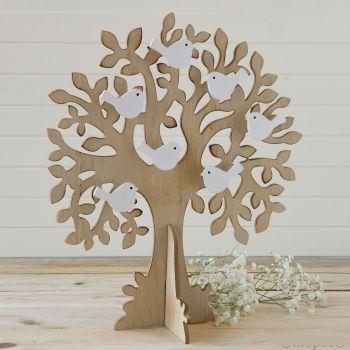 El árbol de los deseos es lo último para que tus invitados te dejen sus mensajes