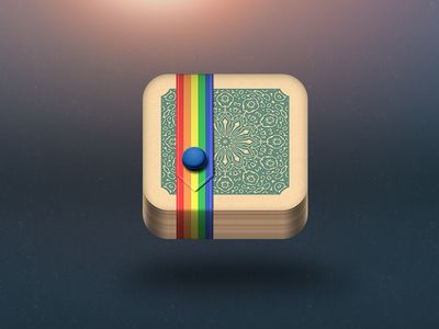 Pexogram App Icon