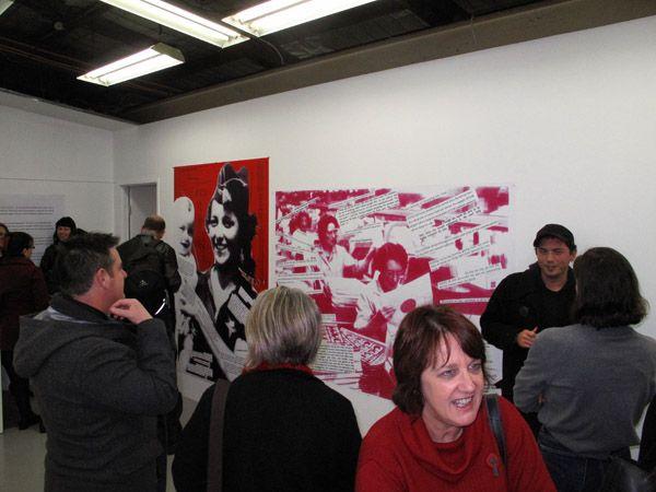 Art crowd, Dexter Fletcher - Careers in Retail
