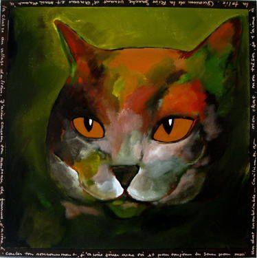"""Saatchi Art Artist Nelly Van Nieuwenhuijzen; Painting, """" Quorum"""" #art"""