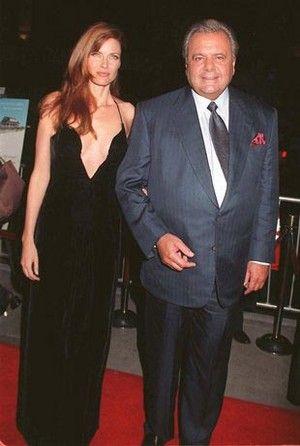 Paul Sorvino and Lorraine Davis