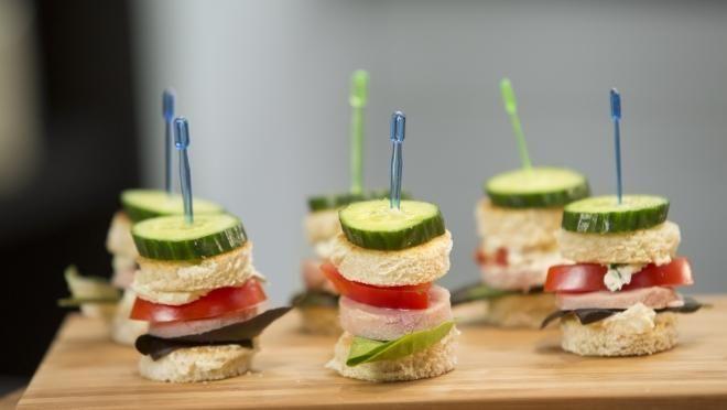 Šareni sendviči - recept | 24Kitchen
