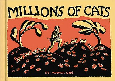 Millions of Cats is a beloved classic of American children's literature