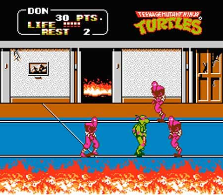 TMNT arcade version - loved this game!