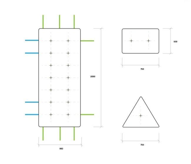 Was Wäre, Wenn Ein Multifunktionales Möbelstück Sich In Jedem Bereich  Einsetzen Lässt? Die Antwort Wird Vom All In Studio Gegeben Das Bett Design