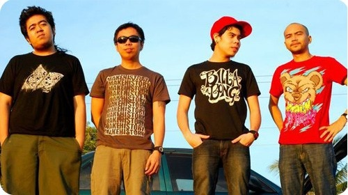 Ambassadors. Filipino Punk Band.