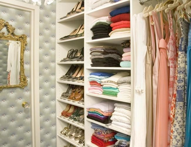 Tips for Organized Closet Design Ideas