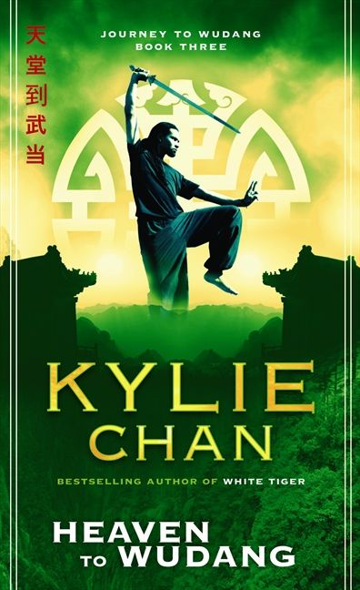 Kylie Chan HEAVEN TO WUDANG http://harpercollins.com.au/books/Heaven-Wudang-Journey-Bk-3-Kylie-Chan/?isbn=9780732286880
