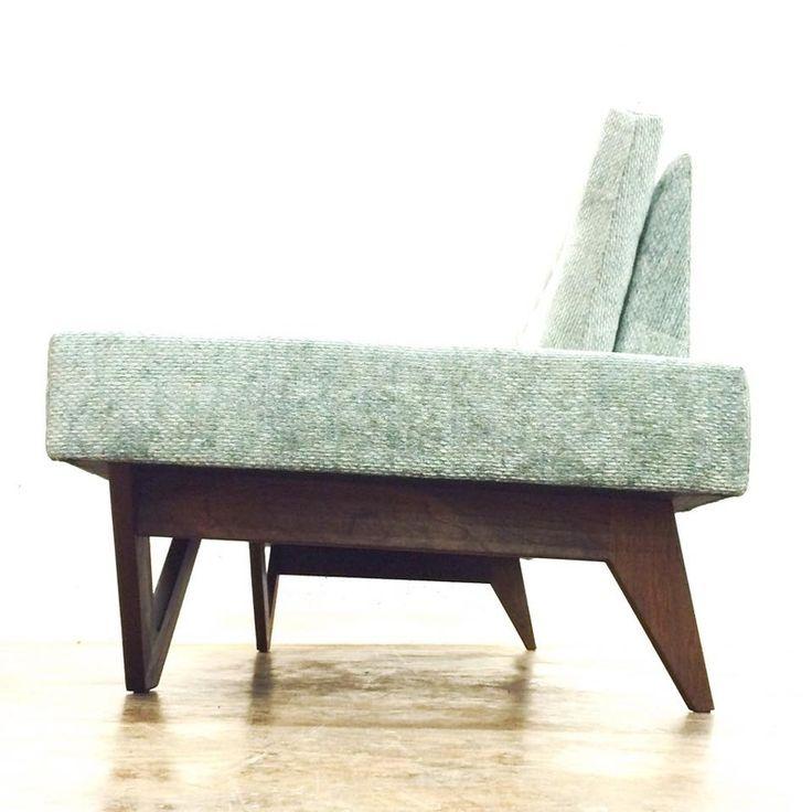 Custom Sofas Mid Century Salvage Fine Modern Furniture Charlotte Nc