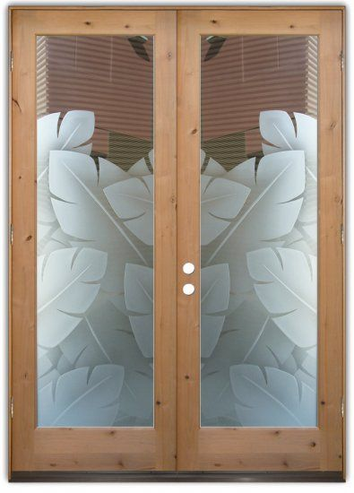 64 best Etched Glass Doors images on Pinterest | Etched glass ...