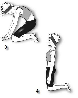 """5 exercices pour muscler son dos : """"la prière"""" (suite)"""