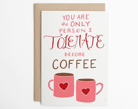25 best ideas about Funny valentines cards for friends on – Valentine Cards for Her