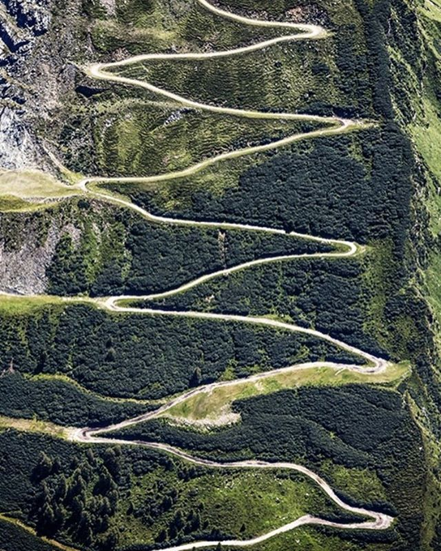 This is Oberfelben, Salzburg, Austria. It looks brutal although short at 1.5 miles at 12.7%.