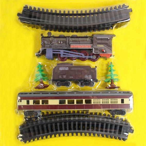 Train électrique Noël Riveria-Express | Eminza