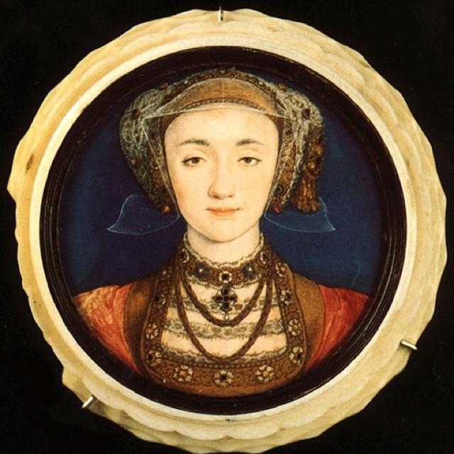 Hans Holbein Anne Boleyn