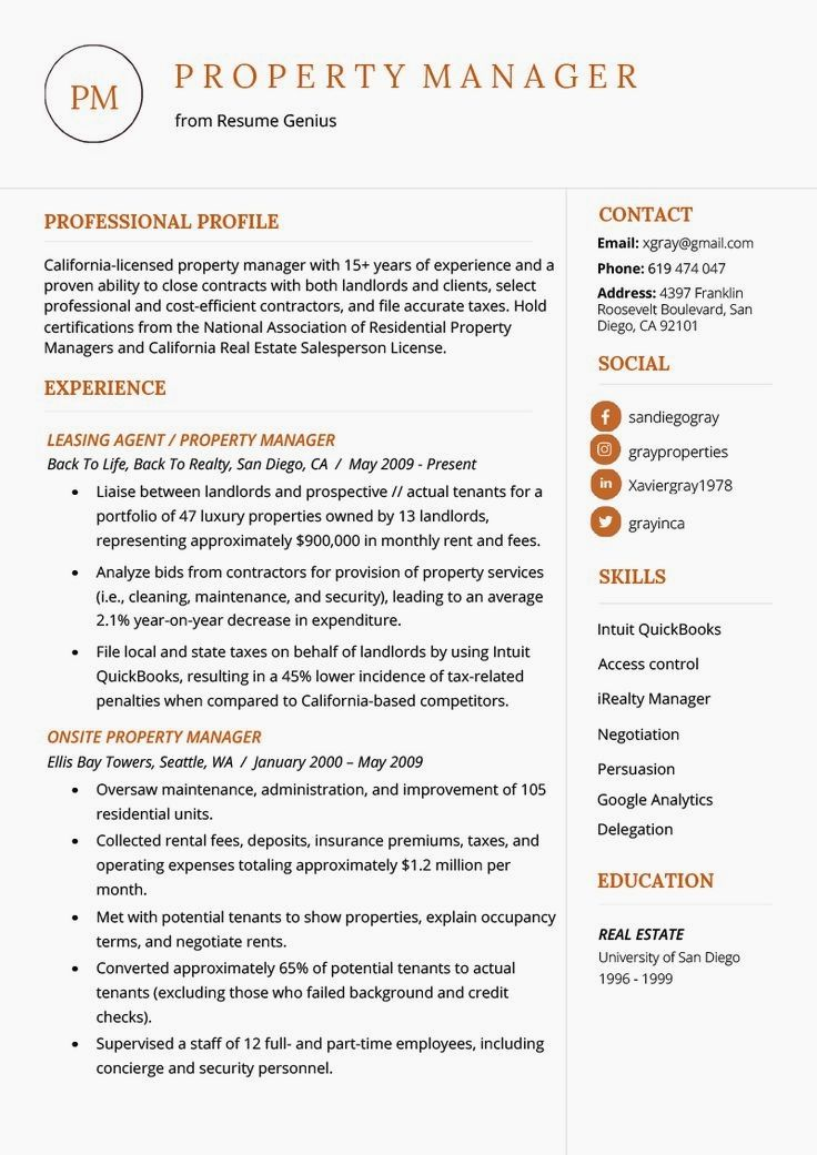 Resume Example Cv Example Professional And Creative Resume Design Cover Letter For Ms Word Basic Resume Examples Resume Examples Manager Resume