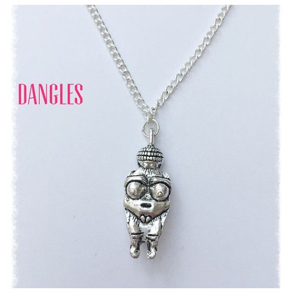 Fertility Necklace Ref DB5 by DanglesBoutique on Etsy