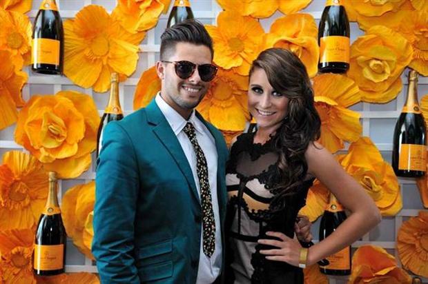 Best dressed couple #VCM2013 @valdevieestate