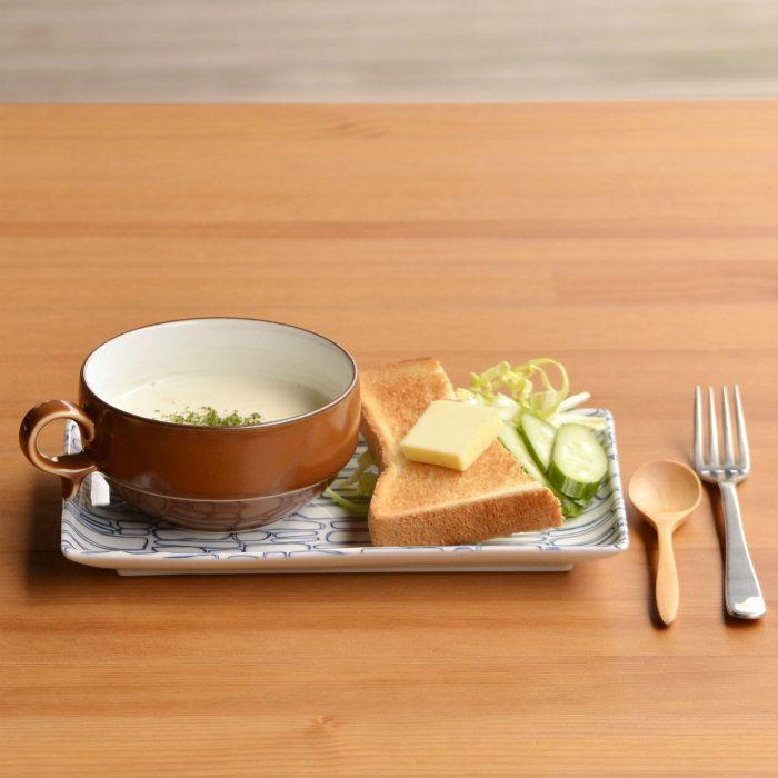 【ナチュラル】【カラフル】【スタッキング】。【白山陶器】【波佐見焼】【S型スープボール(大)】ナチュラル69 結婚式の引き出物やギフトに! 食器 おしゃれ 内祝い S型スープボール(大) 洋食器 スープカップ