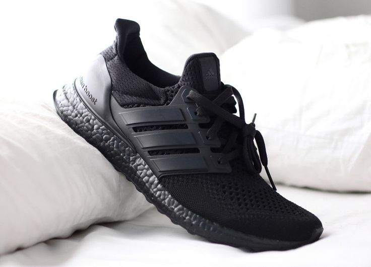 Triple Black Adidas Ultra Boost Release Date | Sole Collector