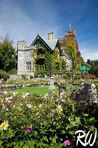 Hatley Castle - Victoria BC