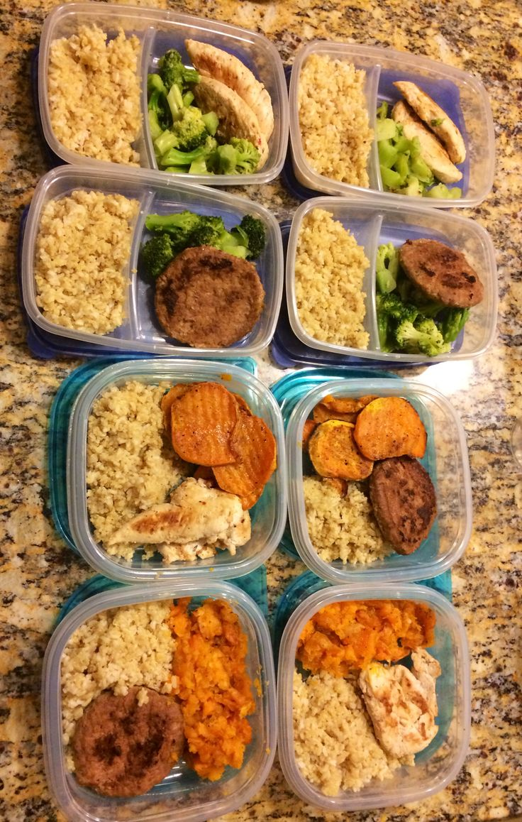 Meal Prep Are You About That Tupplife Here I Alternated Between 8oz Chicken Breast And Lean