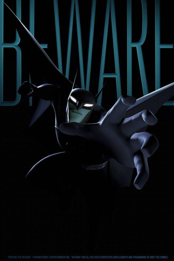COMING SOON TO CARTOON NETWORK: 'BEWARE THE BATMAN'!
