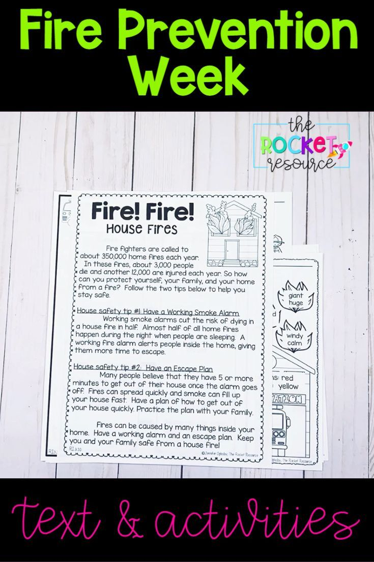 Fire Themed Activities Fires Fire Safety Day Fire Prevention Week Fire Prevention Week Fire Safety Lessons Fire Prevention [ 1102 x 735 Pixel ]