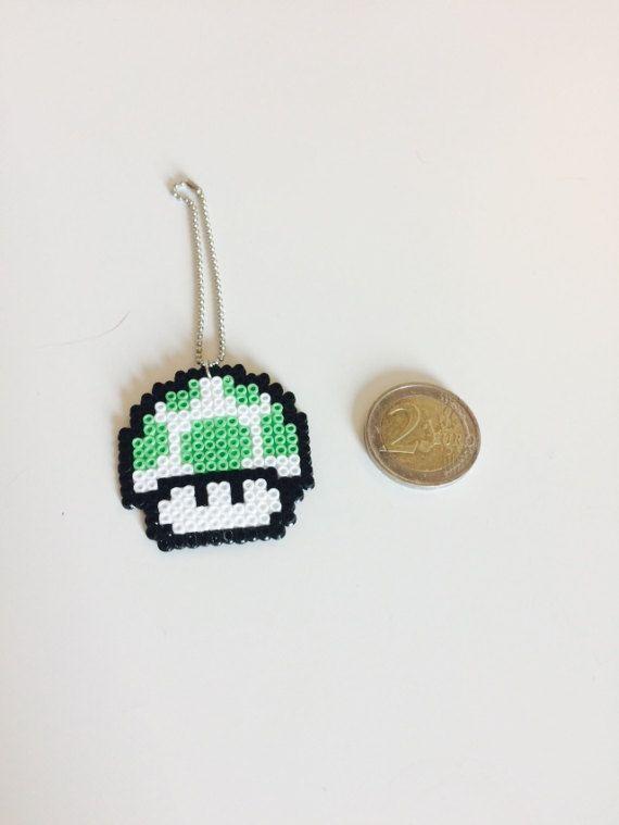 1up Mushroom  Super Mario inspired by TinksPixels on Etsy