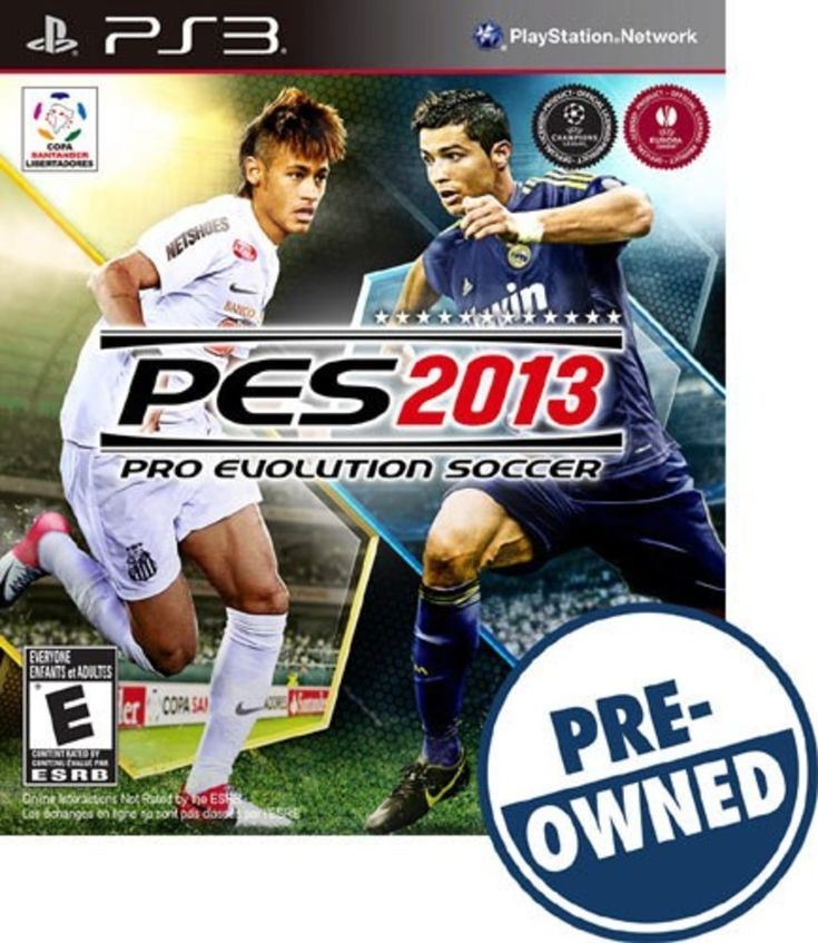 PES 2013: Pro Evolution Soccer — PRE-Owned - PlayStation 3
