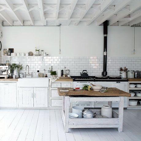 paul massey's rustic kitchen