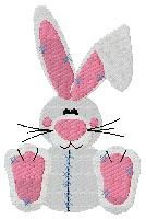 Bunnycup Embroidery | Free Machine Embroidery Designs | Babys Moments set