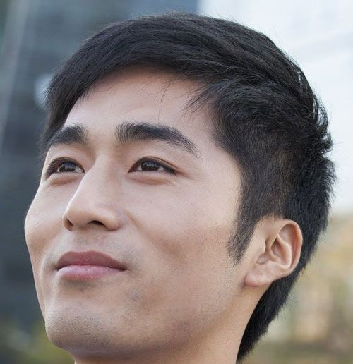Find This Pin And More On Cabello By Daniel. See More. Asian Men Hairstyles
