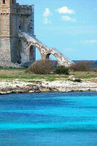 Torre Squillace,  Nardò.  Lecce.