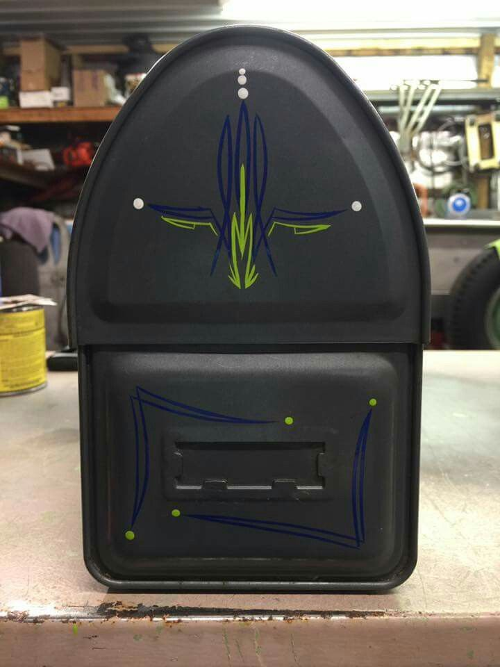60 Best Images About Toolbox Pinstriping On Pinterest