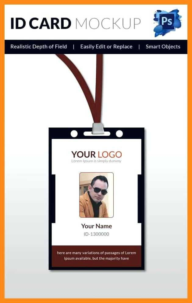Microsoft Word Id Card Template Lovely 12 13 Microsoft Word Id Badge Template Id Card Template Card Templates Free Card Templates