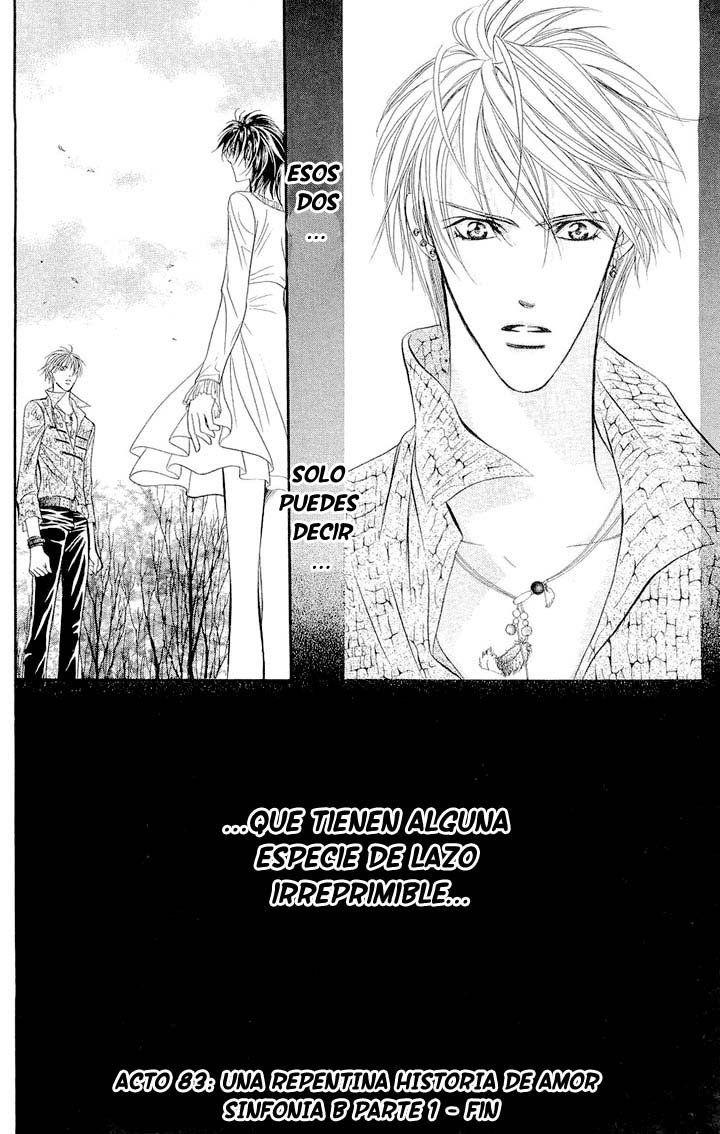 Skip Beat Capitulo 83 Leer Manga En Linea Gratis Español Skip Beat Manga Male Sketch