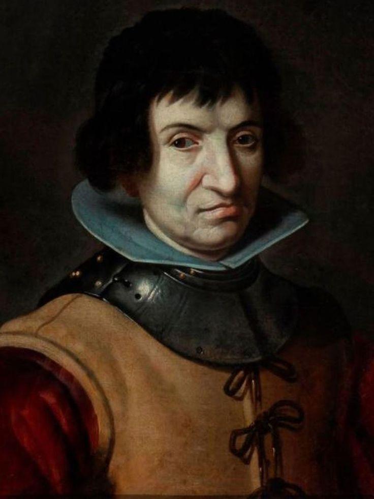Retrato de Catalina de Erauso, de Juan van del Hamen, de la colección Kutxa.
