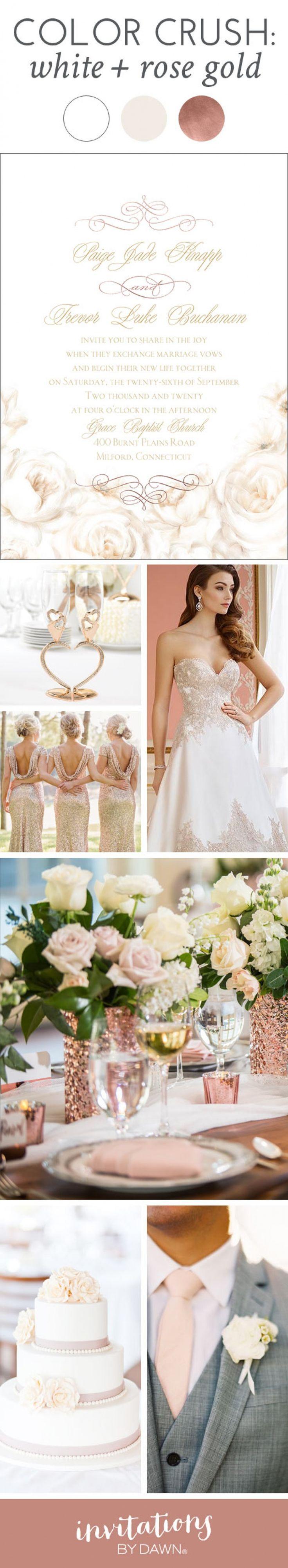 103 best Wedding themes images on Pinterest | Wedding inspiration ...