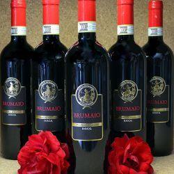 Sangiovese 100% di vitigni selezionati prodotto con uve da agricoltura biologica