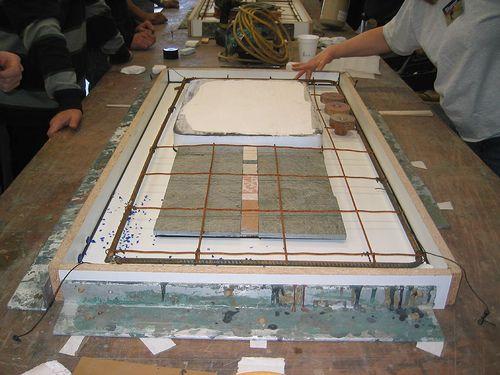küchenarbeitsplatte aus beton | Ideen rund ums Haus | Pinterest | {Beton küchenarbeitsplatte 3}