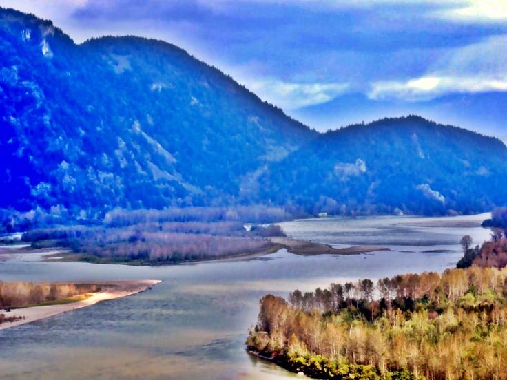 Chilliwack BC Fraser River
