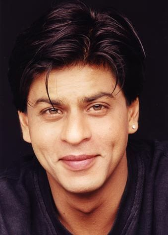 He's old enough to be my dad, but in his younger days... whoa.  I can see why SRK was one of India's top picks for film.