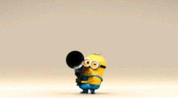 Top 10 Funniest Minions GIFs
