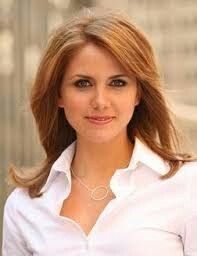 Co-host of Happening Now Jenna Lee