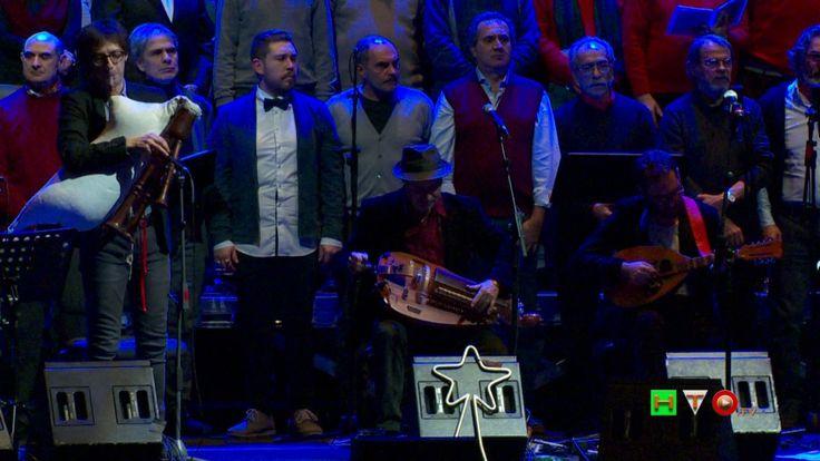 Ambrogio Sparagna - ChiaraStella X Ed. - Verbum caro factum est - Coro P...