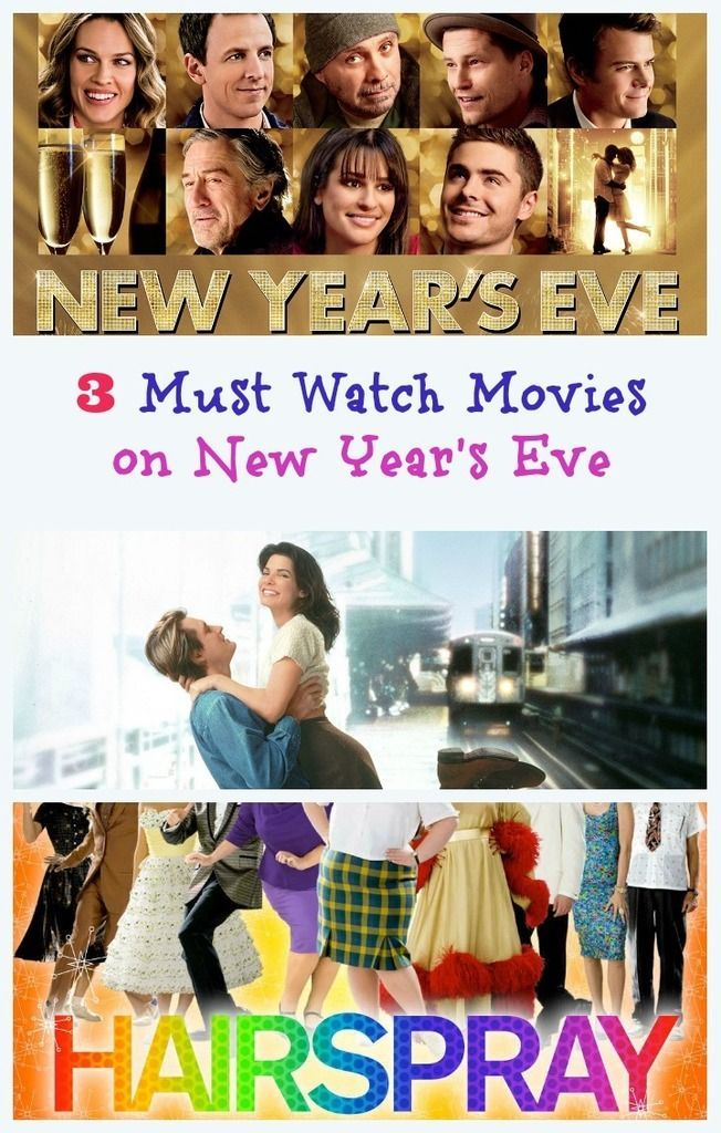 Don't feel like going out on December 31st? Chill at home with these movies on Netflix to Watch on New Year's Eve!