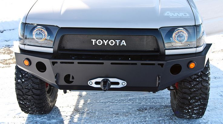 Satoshi Mod Grille Black Future 4runner Projects